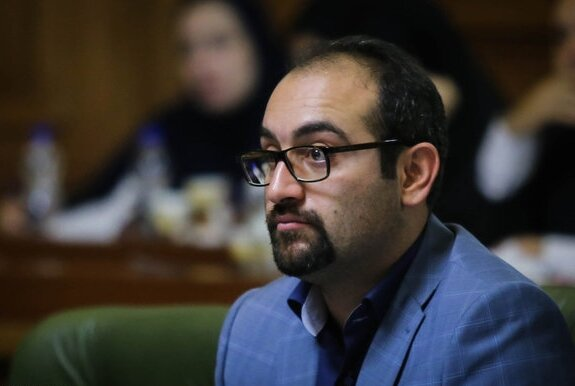حجت نظری سخنگوی کمیسیون فرهنگی و اجتماعی شورای شهر تهران