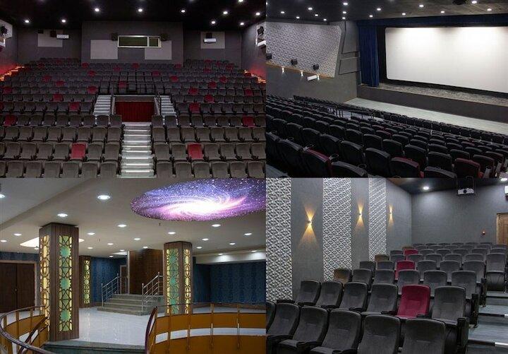 سینما پردیس بهمن