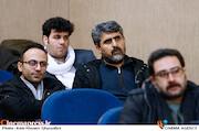یزدان عشیری در نشست خبری رویداد رویازی۲