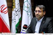نشست رسانه ای هاشم میرزاخانی مدیر عامل موسسه تصویر شهر