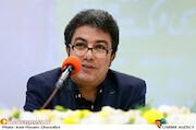 نادر برهانی مرند در نشست خبری سی و هشتمین جشنواره تئاتر فجر