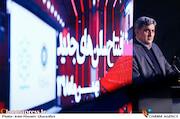 سخنرانی پیروز حناچی در مراسم افتتاحیه سالنهای جدید پردیس ملت