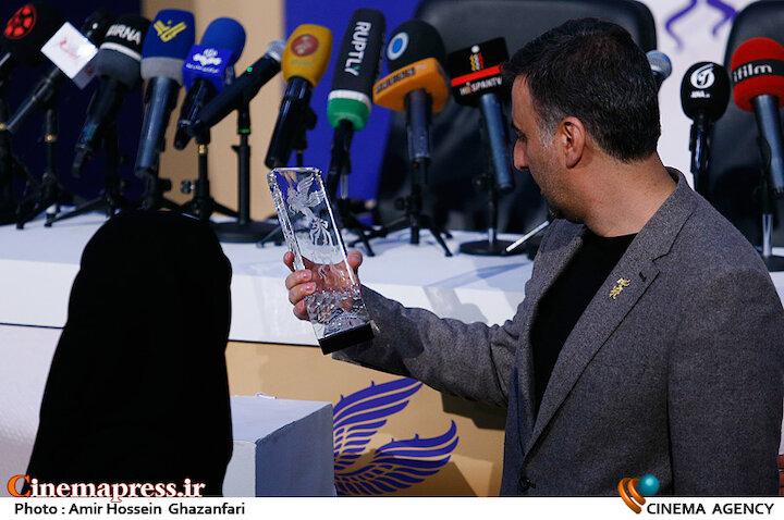 نشست خبری سیوهشتمین جشنواره فیلم فجر