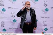 جمشید هاشم پور در سیزدهمین شب منتقدان و نویسندگان سینمای ایران