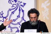 سعید ملکان در نشست خبری فیلم سینمایی «روز صفر»