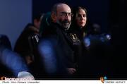 نشست خبری فیلم سینمایی «دوزیست»