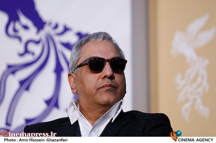 مهران مدیری در نشست خبری فیلم سینمایی «درخت گردو»