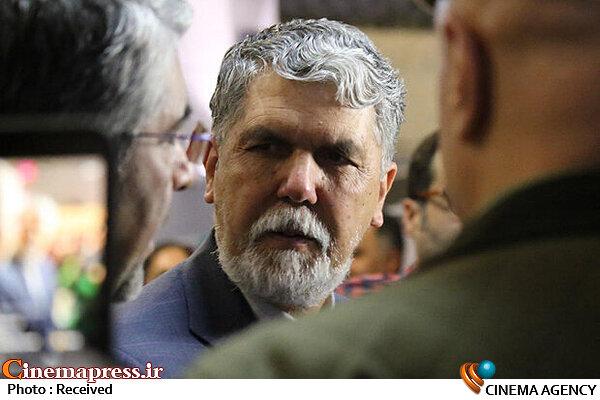 سید عباس صالحی-وزیر فرهنگ و ارشاد اسلامی