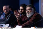 نشست خبری فیلم سینمایی «روز بلوا»؛ داریوش ارجمند