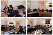 دیدار حسین انتظامی با ظریف