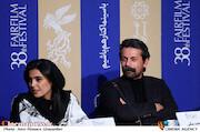 نشست خبری فیلم سینمایی «لباس شخصی»؛مجید پتکی