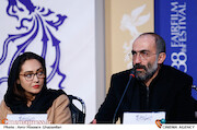 نشست خبری فیلم سینمایی «آتابای»