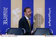 سیدامیر سیدزاده در نشست خبری فیلم سینمایی «تعارض»
