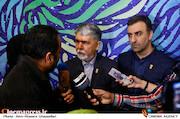 بازدید وزیر فرهنگ و ارشاد اسلامی از سی و هشتمین جشنواره فیلم فجر