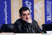 نشست خبری فیلم سینمایی «شین»؛ شهاب حسینی