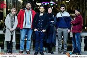 عوامل فیلم های سی و هشتمین جشنواره فیلم فجر در موزه سینما