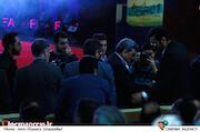 پیروز حناچی در اختتامیه سی و هشتمین جشنواره فیلم فجر