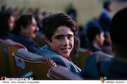 روح الله زمانی در اختتامیه سی و هشتمین جشنواره فیلم فجر