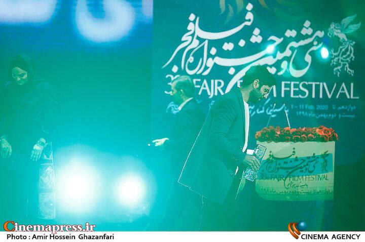 عکس / اختتامیه سی و هشتمین جشنواره فیلم فجر-۱