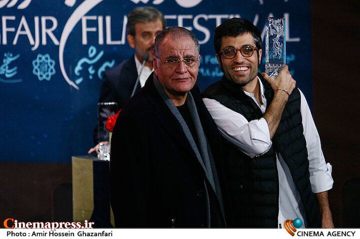 عکس / اختتامیه سی و هشتمین جشنواره فیلم فجر-۲