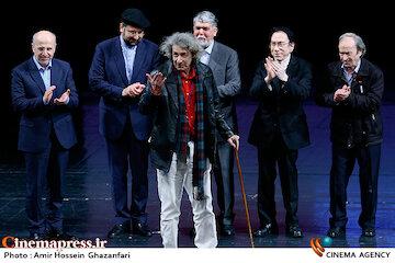 عکس / اختتامیه سی و پنجمین جشنواره موسیقی فجر
