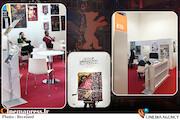 غرفه جشنواره جهانی فیلم فجر در جشنواره فیلم برلین
