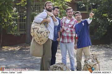 عکس / سریال تلویزیونی «سرباز»