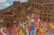 سومین مسابقه بینالمللی نقاشی کشور رومانی