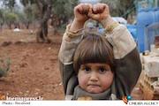«عکس های تکان دهنده»-دختر سوری