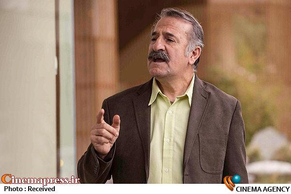 مهران رجبی در فیلم سینمایی «تیغ و ترمه»