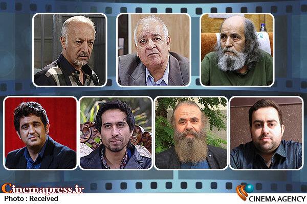 شریفی-احمدی-امینی خواه-آب پرور-قرایی مقدم-احمدجو-باقربیگی