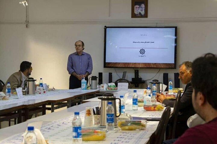 نشست شورای سیاست گذاری جشنواره ملی دانشجویی مستند «روایت همدلی مومنانه»