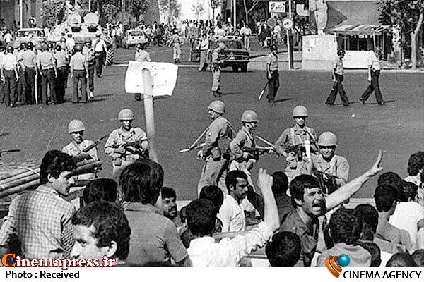 انقلاب اسلامی-15 خرداد-تظاهرات
