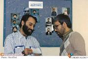 حبیب بهمنی و شفیع اقا محمدی