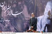 سخنرانی سیدعباس صالحی در مراسم تشییع پیکر مرحوم «محمدعلی کشاورز»