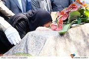 مراسم تشییع پیکر مرحوم «محمدعلی کشاورز»