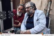 مسعود کیمیایی و سعید سهیلی