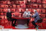 سیدضیا هاشمی (رئیس جامعه صنفی تهیهکنندگان سینما) و مهدی سجادهچی (رییس انجمن صنفی فیلمنامهنویسان سینما)
