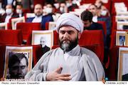 حجت الاسلام محمد قمی در مراسم تکریم و معارفه رئیس «حوزه هنری»