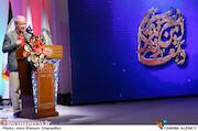 سخنرانی مرتضی سرهنگی در مراسم تکریم و معارفه رئیس «حوزه هنری»