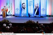 سخنرانی حجت الاسلام خاموشی در مراسم تکریم و معارفه رئیس «حوزه هنری»