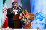سخنرانی عزت الله ضرغامی در مراسم تکریم و معارفه رئیس «حوزه هنری»