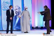 مراسم تکریم و معارفه رئیس «حوزه هنری»
