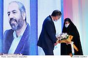سیدعباس صالحی در مراسم تکریم و معارفه رئیس «حوزه هنری»