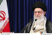 امام خامنهای: سینمای داستانی بسیار مهم است و باید در آن وارد شد اما برای اینکه سالم بمانید باید «لباس ضدگلوله» پوشید!