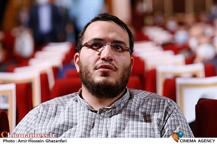 محمدمهدی دادمان در مراسم تکریم و معارفه رئیس «حوزه هنری»