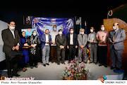 مراسم اختتامیه هجدهمین دوره جایزه «قلم زرین»