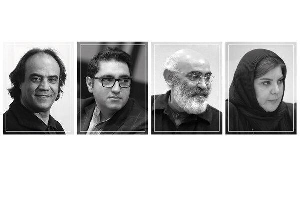 هیأت داوران نوزدهمین مسابقه مطبوعاتی سالیانه انجمن منتقدان، نویسندگان و پژوهشگران خانه تئاتر