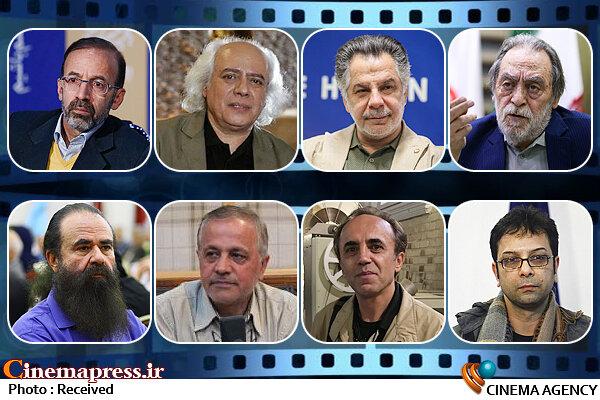 سیدزاده-فرح مرزی-فرحبخش-توکلی-بزرگمهر-شریفی-محسنی نسب-الوند