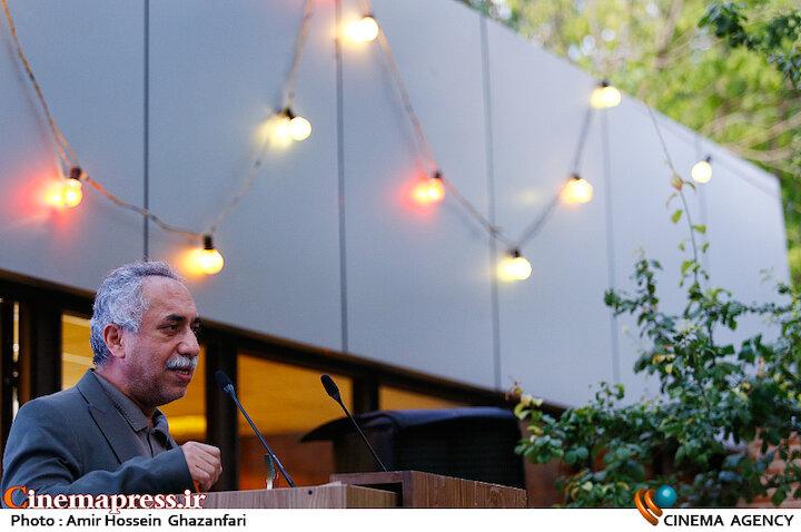 سخنرانی حسین مسافر آستانه در مراسم اختتامیه نخستین جایزه بزرگ «سرو»